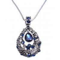 N2012 - Droplet  Sweater Chain