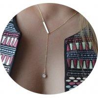 N2041 - Simple Pearl Necklace