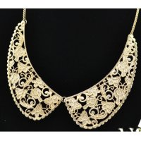N2044 - Pearl Collar Necklace