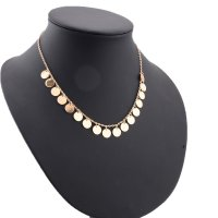 N2086 - Retro simple fashion Necklace