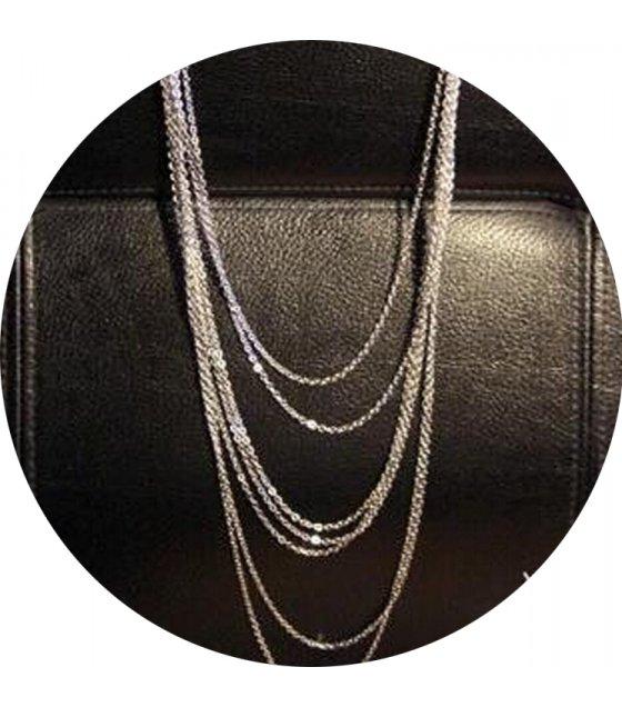 N2316 - Classic tassel sweater chain