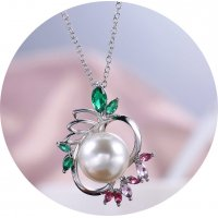 N2355 - Fashion Pearl Necklace