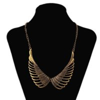 N947 - Bronze Wings Necklace