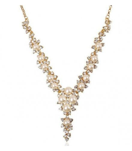 N998 - Luxury flash diamond pearl