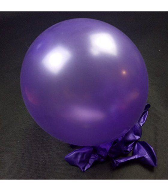 PS023 - Deep Purple Balloon Set (100pcs)