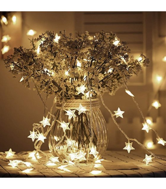 PS079 - LED five-pointed star light