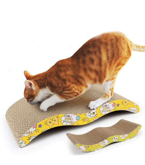 PT020 - High Quality Cat Kitten Claw Scratching Board