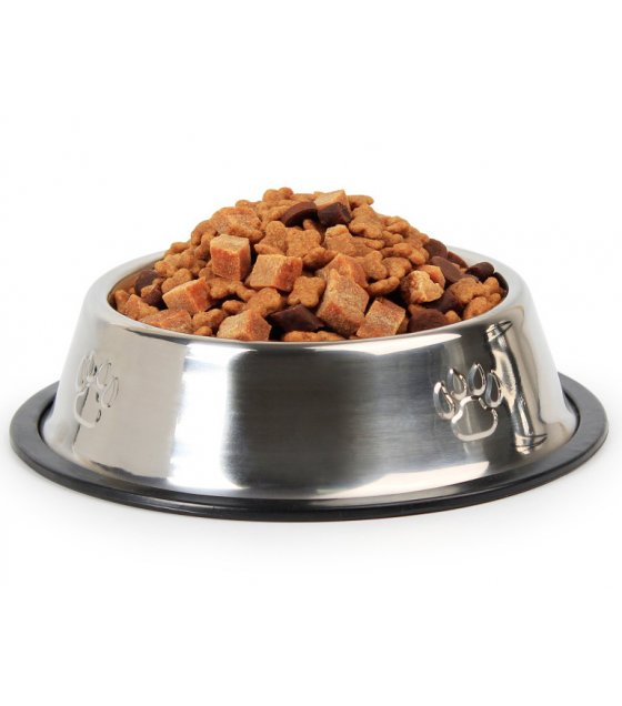 PT022 - Large Stainless Steel Dog Bowl