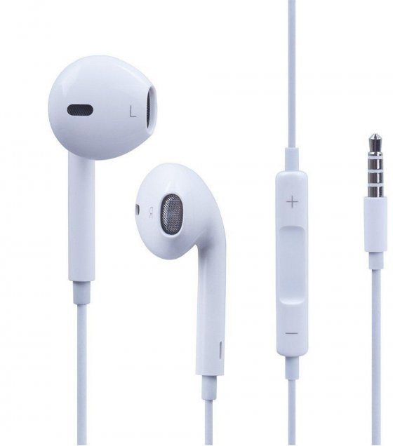PA045 - White Earphones