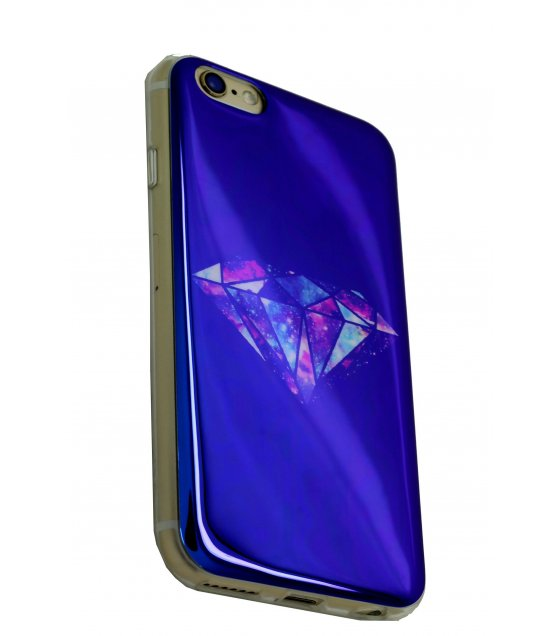 PA068 - Apple Iphone 6/6s Deep Blue Diamond Case