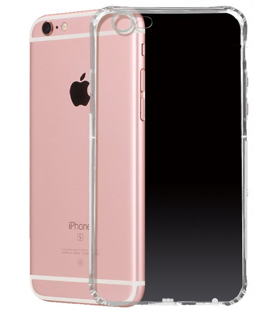 PA213 - Apple IPhone 7 Plus TPU Clear  Case