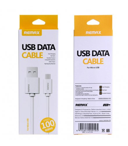 PA233 - Remax IOS Lightning Cable
