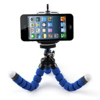 PA243 - Flexible Octopus Tripod Stand Phone Holder