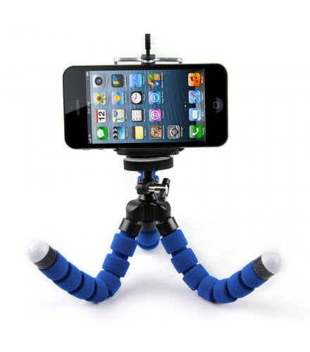 PA318 - Flexible Octopus Tripod Stand Phone Holder