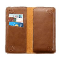 PA261 - FLOVEME Luxury Retro Leather Wallet (Universal)