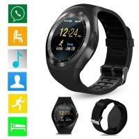 PA266 - Smart Watch Black Edition