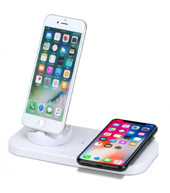 PA292 - 4-in-1 Bracket Wireless Charging Dock Station