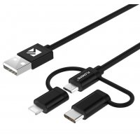 PA295 - FLOVEME 3 in 1 USB Cable