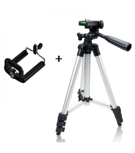 PA319 - Tripods camera stand cam smartphone mobile phone holder monopod