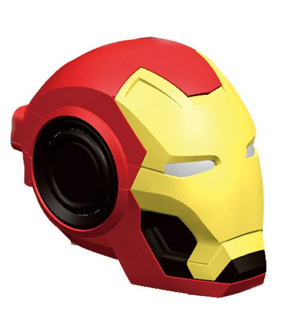 PA328 - Iron Man Wireless Bluetooth Speaker bass Cartoon Portable with TF FM stereo Music surround Loudspeaker