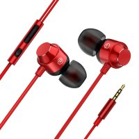 PA375 - Metal in-ear earphones