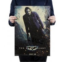 PO002 -Dark Knight Joker Poster