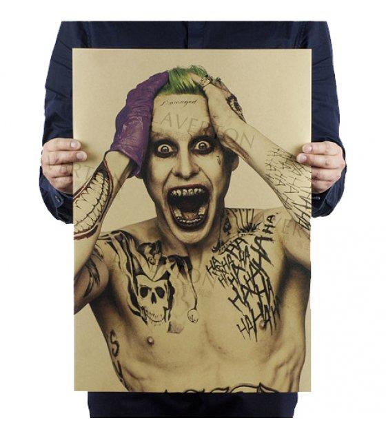 PO003 -Suicide Squad Joker Poster