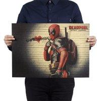 PO009 -Deadpool Chimichanga Poster