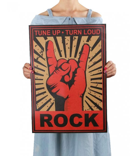 PO027 -Rock poster