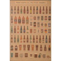PO035 -Beer Encyclopedia Poster