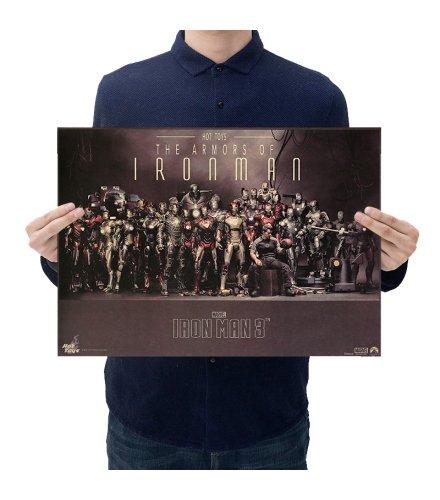 PO041 -The Armors of Iron Man Poster