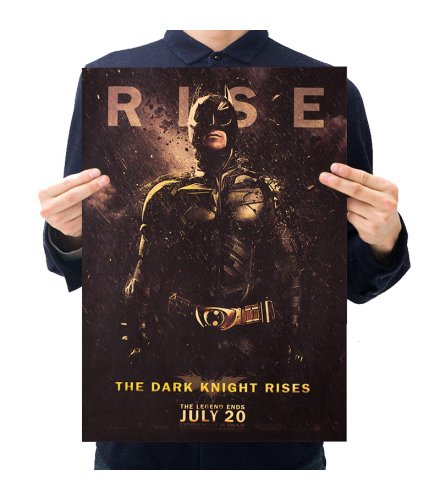 PO044 -The Dark Knight Rises Movie Poster