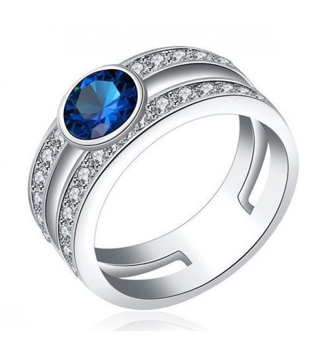 R220 - Luxury Gemstone Ring