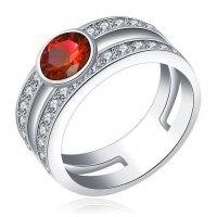R280 - Red Gemstone Ring