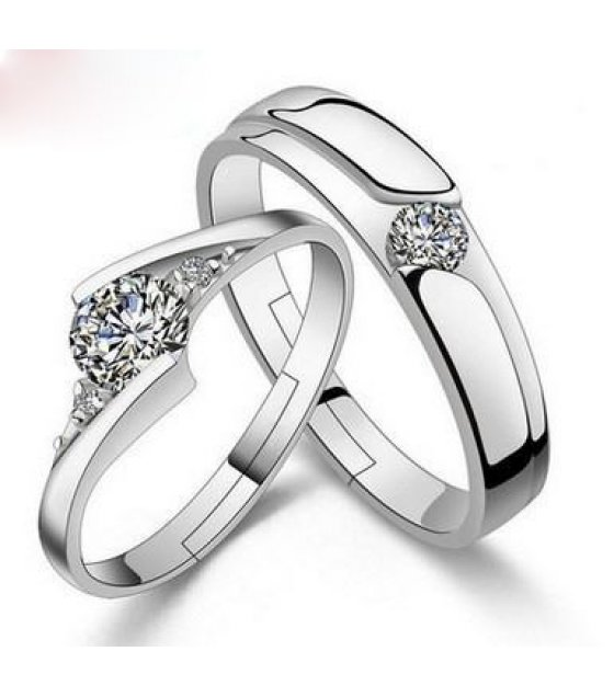 R283 - Simple Couples ring