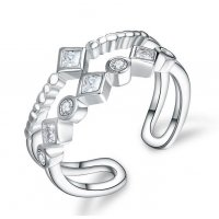 R334 - S925 Silver Ring