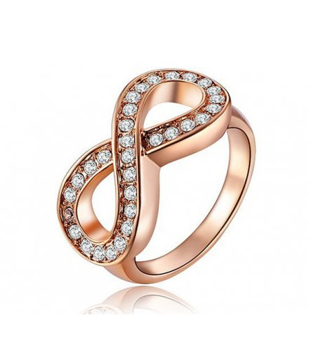 R423 - Korean Infinity Ring