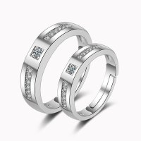 R433 - Couple diamond Couple ring