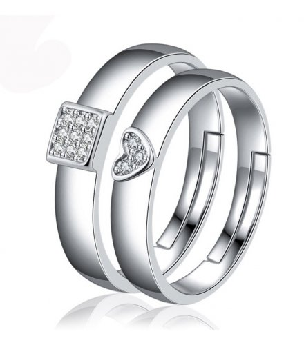 R436 - Adjustable Couples Ring