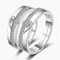 R437 - Korean fashion temperament ring