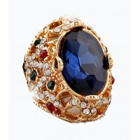R475 - Crystal Gemstone Ring