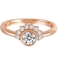 R513 - Fashion flower ring
