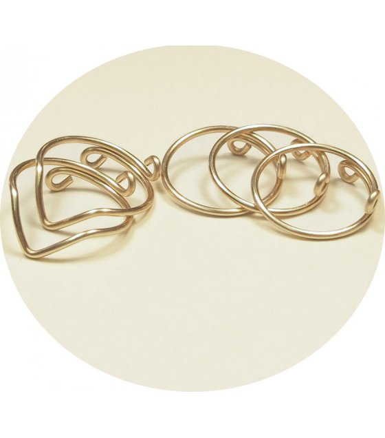 R516 - Five-piece joint ring
