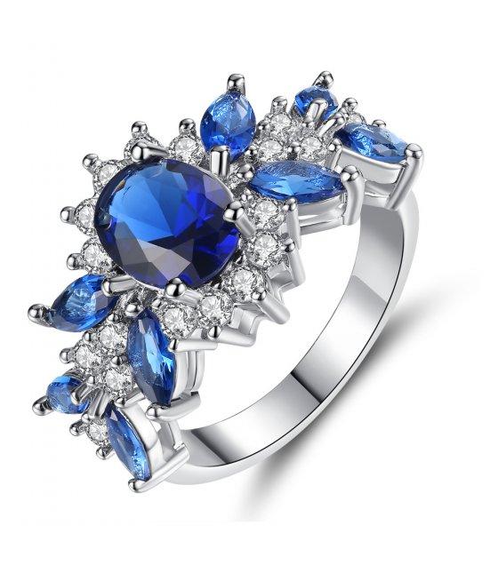 R529 - Baolan zircon ring
