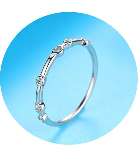 R536 - Simple round hollow ring