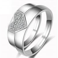 R562 - Adjustable Korean Couple Ring