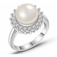 R579 - Korean Pearl Ring