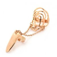 R591 - Korean Stylish Nail Ring