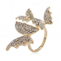 R600 - Wing Fly Butterfly Ring