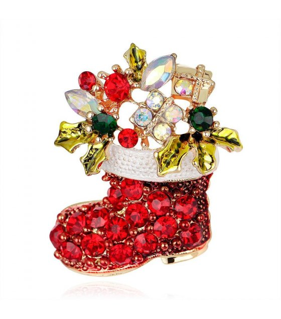 SB086 - Seasonal Trendy Winter Pin Brooch